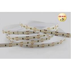 Bandeau de Led SMD2216 24V Blanc neutre 280 Led/métres 19,2 Watt/métres Longueur:5m