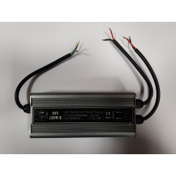 Power supply SUR-24120-E 24V IP67 100 Watts 2 Output avec AC PLUG