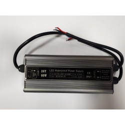 Power supply SUR-2460-A 24V IP67 60 Watts 2 Output avec AC PLUG