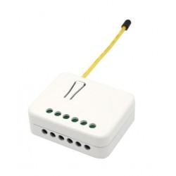 Double commutateur 2 circuits d'éclairage PAN06