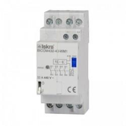 Qubino BICOM432- Interrupteur Bistable 32A pour Smart Meter