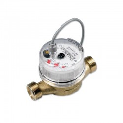 Compteur d'eau avec sortie impulsion