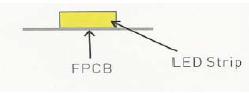 Bandeaux de LED IP